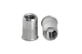 不锈钢铆螺母的种类